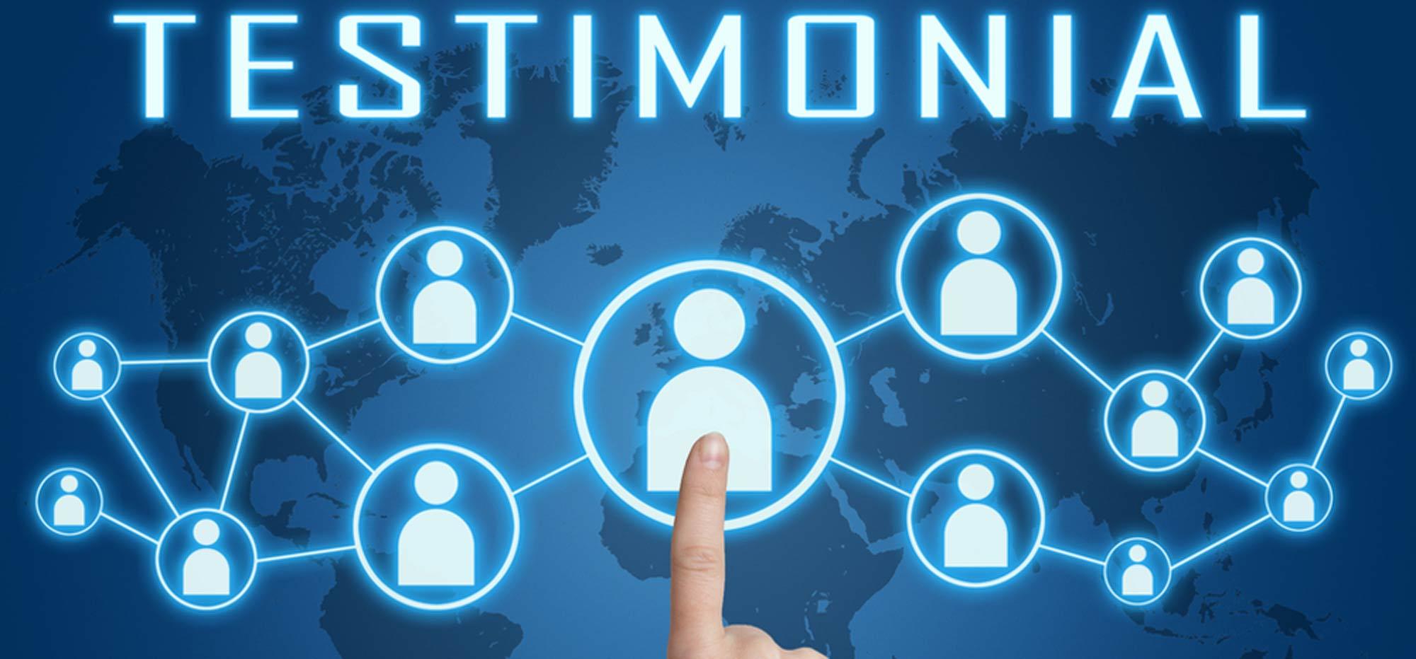 testimonials interim manager
